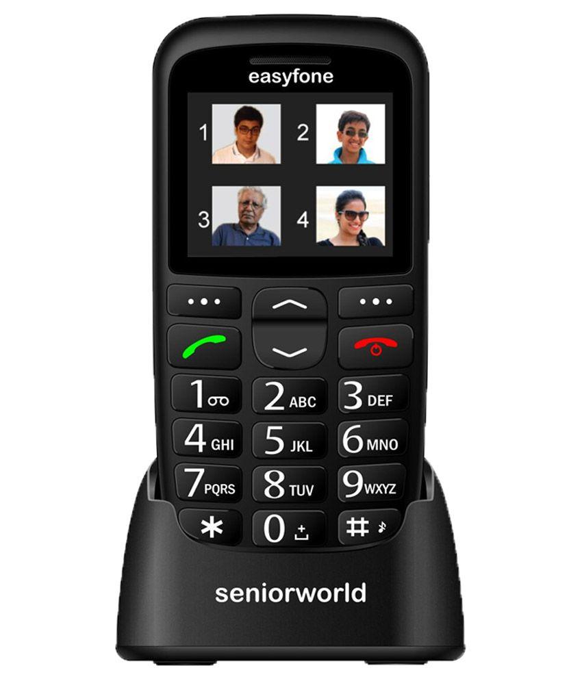 Seniorworld ( 4GB And Below , ) Black Mobile Phones Online
