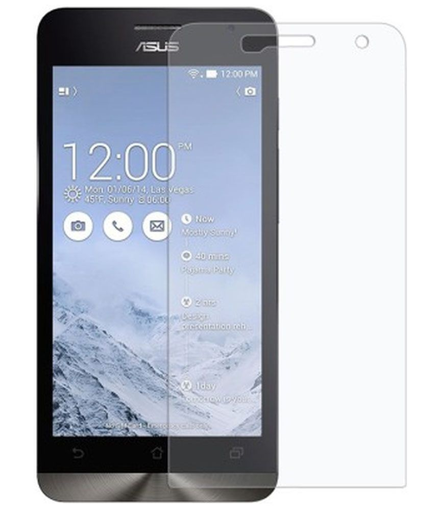 Asus Zenphone 5 Tempered Glass Screen Guard by Zumi
