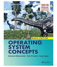 Operating System Concepts Paperback (English) 9th Edition
