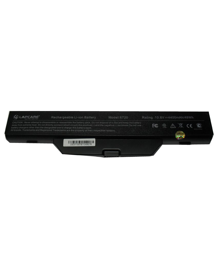 Lapcare Laptop Battery For HP P/N. Compaq 6535s With actone mobile charging data cable