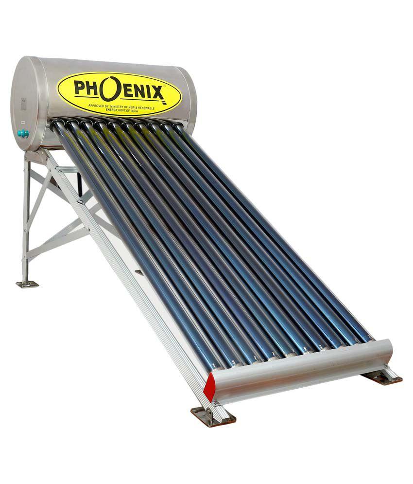 Phoenix solar premium 100 lpd solar water heater price in india phoenix solar premium 100 lpd solar water heater sciox Images