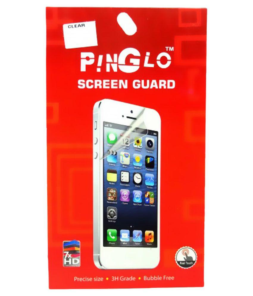 Pinglo Clear Screen Guard for Samsung Galaxy E5