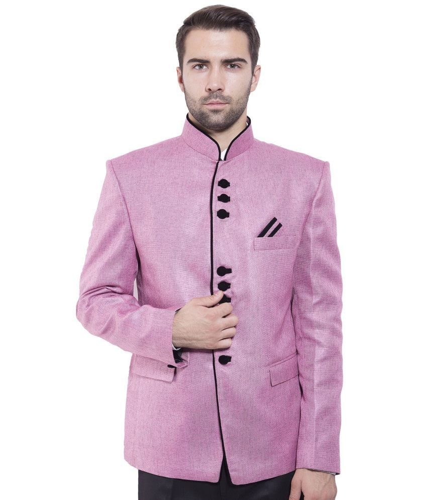 Wintage Pink festive Blazer