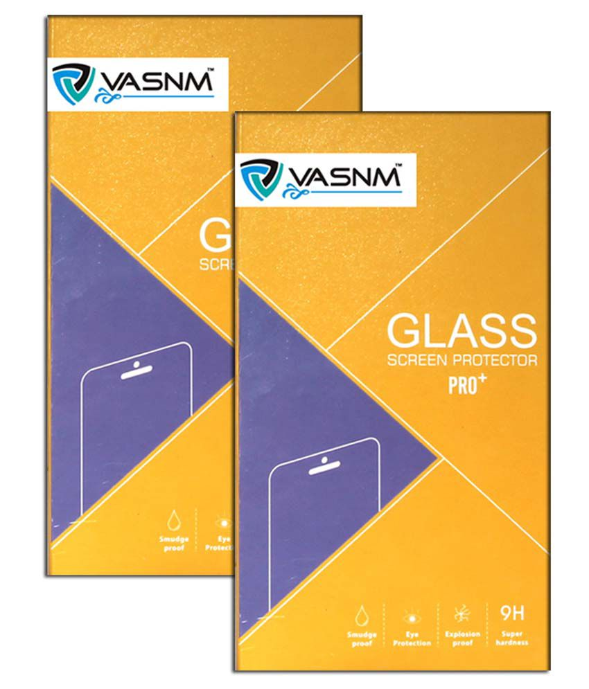 Intex Aqua 3G+ Tempered Glass Screen Guard by Vasnm