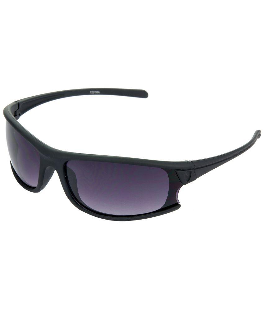 Hrinkar - Gray Wrap Around Sunglasses ( hrs101 )