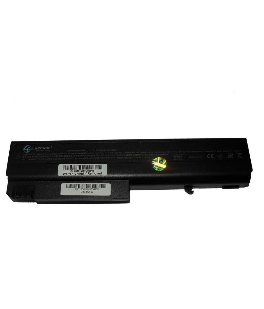 Lapcare 4400 mAh Laptop Battery For HP P/N. Compaq 367457-001 With Free Actone Mobile Charging Data Cable