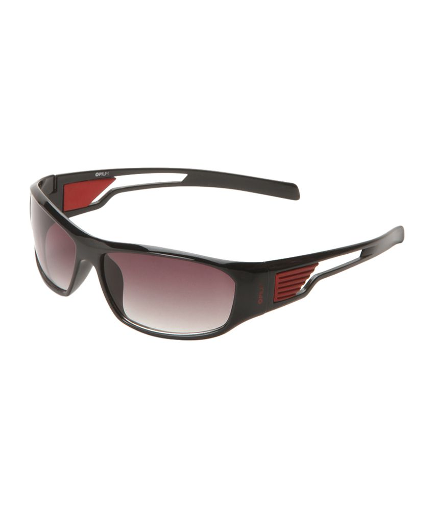 Opium Purple Sport Sunglasses (OP-1029-C01)