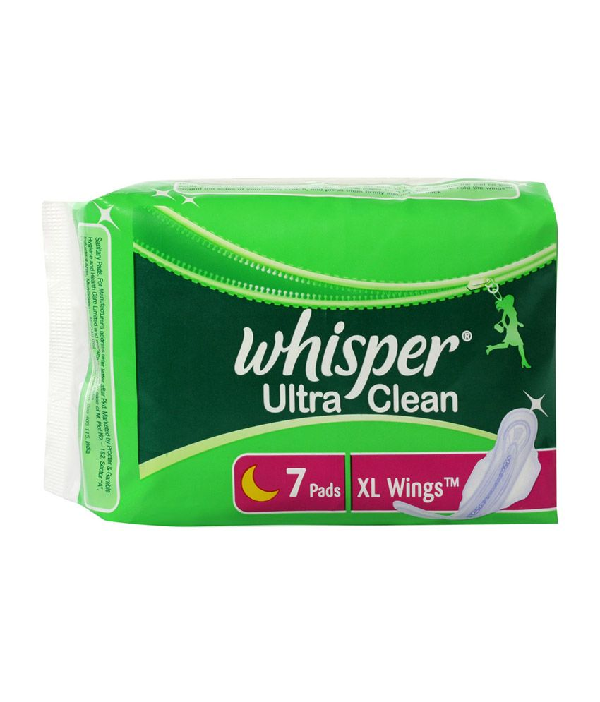 Whisper Maxi Wings XL Sanitary Pad