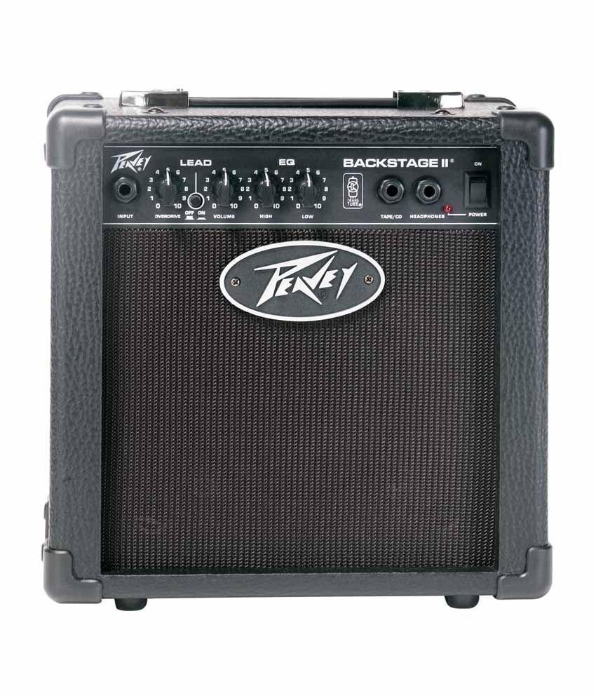 Peavey BACKSTAGE-II Trans Tube Electric Guitar Amplifier