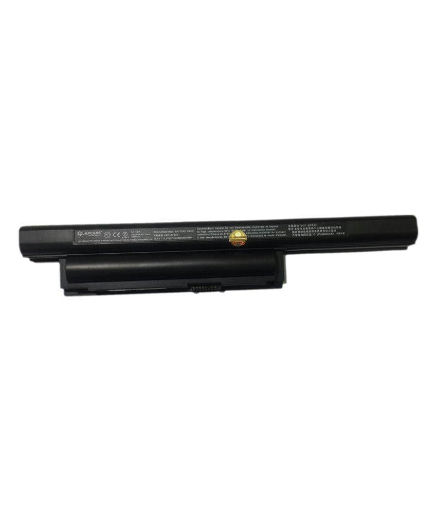 Lapcare Laptop Battery for Sony VAIO VPC-EA17FH/B With Free Actone Mobile Charging Data Cable