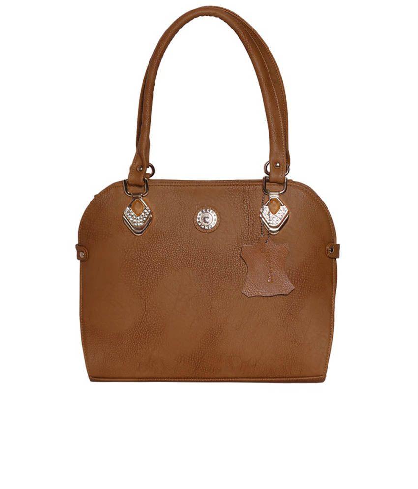 Beauideal Beige Shoulder Bag