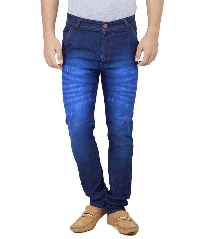 Haltung Blue Regular Fit Jeans