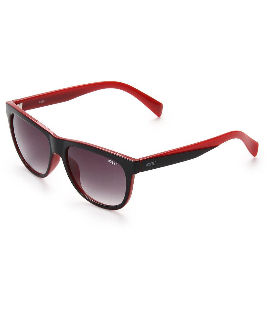 Idee NIDS1984C2 Purple Wayfarer Sunglasses