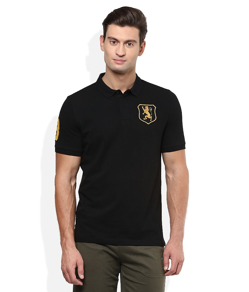 giordano black polo t shirt buy giordano black polo t