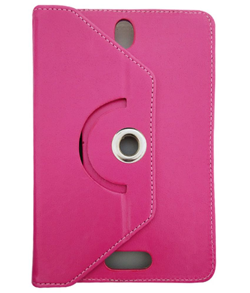 Fastway Flip Cover For Samsung P1010 Galaxy Tab Wi-Fi - Pink