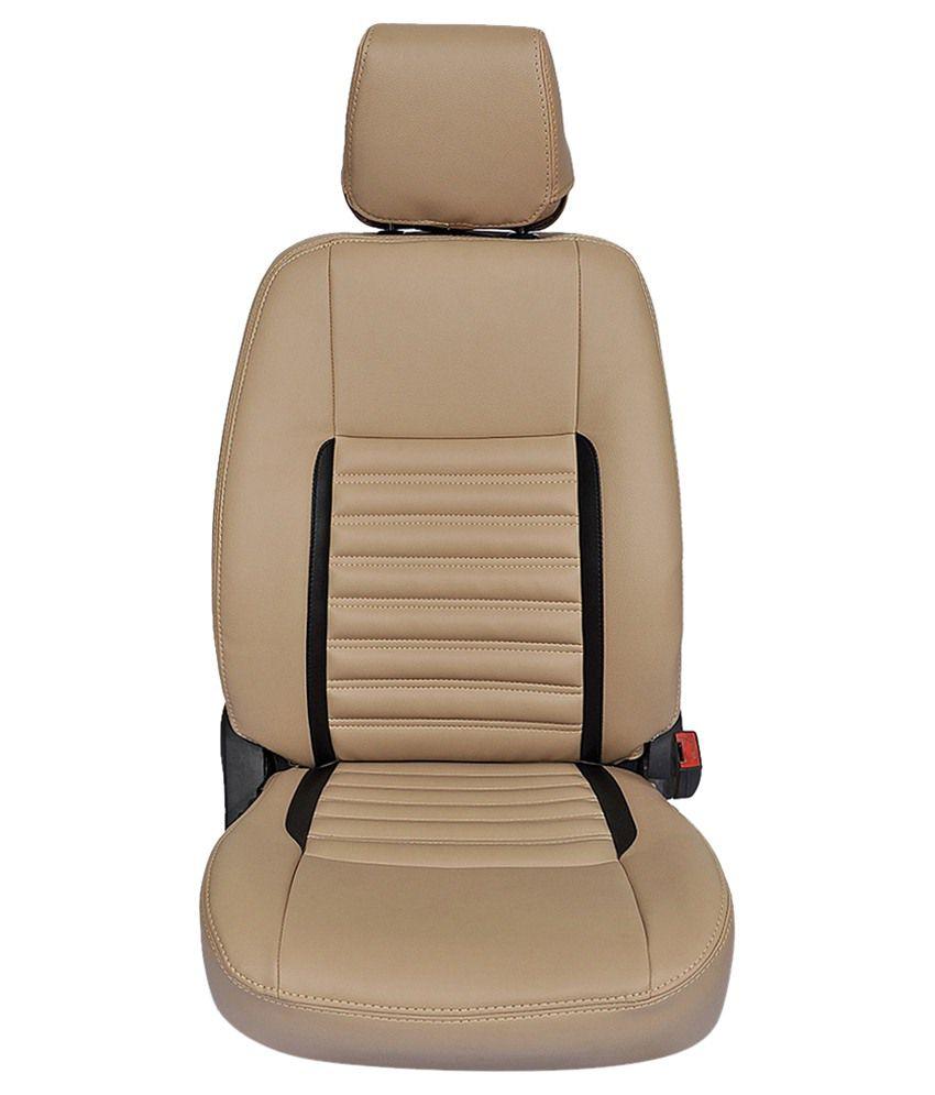 Grey Car Foot Mats For Toyota Etios Liva Buy: Hi Art Car Seat Cover For Renault Scala-Beige & Black: Buy