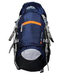 Mount Track Gear Up 9103 Rucksack, Hiking backpack with Rain Cover and Laptop Compartment 50 Ltrs