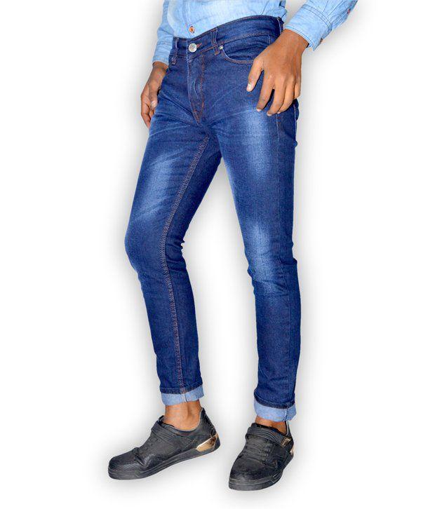 915ca1066e Emporio Armani Blue Slim Fit Jeans Emporio Armani Blue Slim Fit Jeans ...