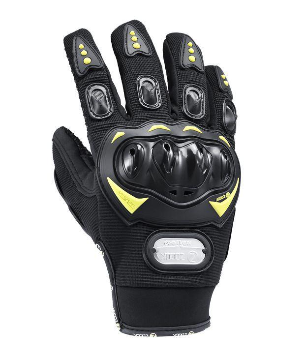 Zoook_Moto69 Premium Pro Biker Gloves (Professional Biker