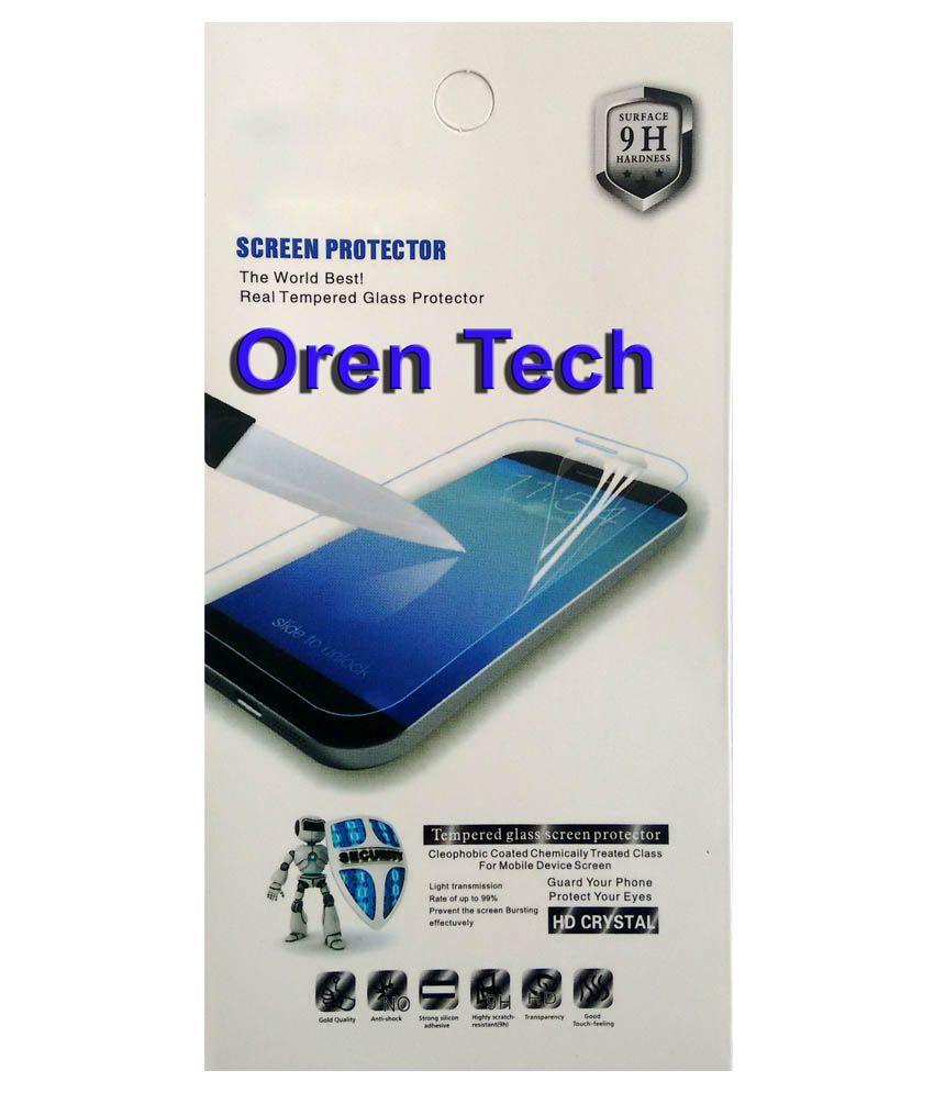 Orentech Clear Screen Guard For Sony Xperia U