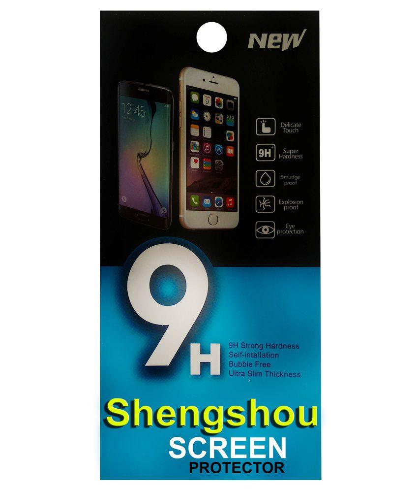 Shengshou Clear Screen Guard For Moto G (1st Gen)