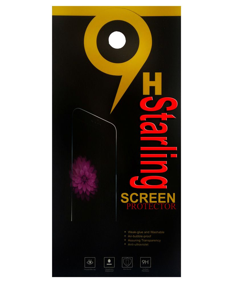 Starling Clear Screen Guard For Asus Zenfone 5 A501CG
