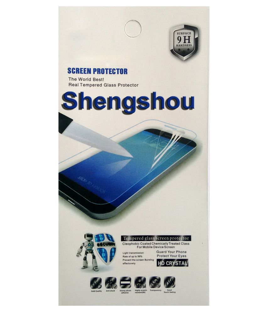 Shengshou Clear Screen Guard For Samsung Galaxy Ace Plus S7500