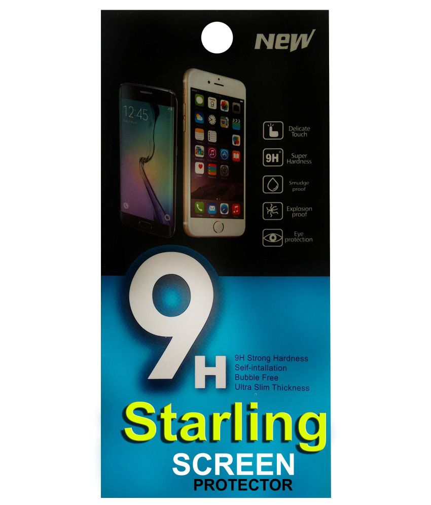 Starling Tempered Glass Screen Guard For Gionee P2S