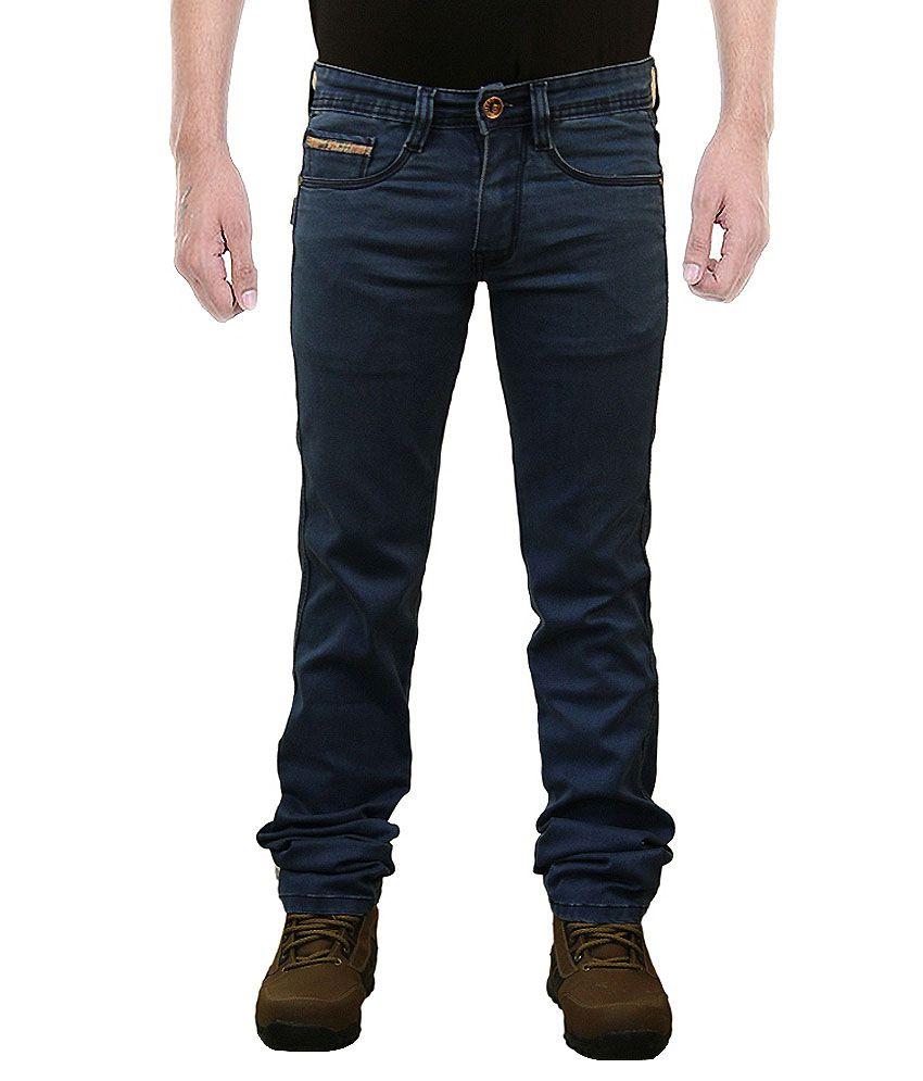 Dustin Blue Slim Fit Jeans
