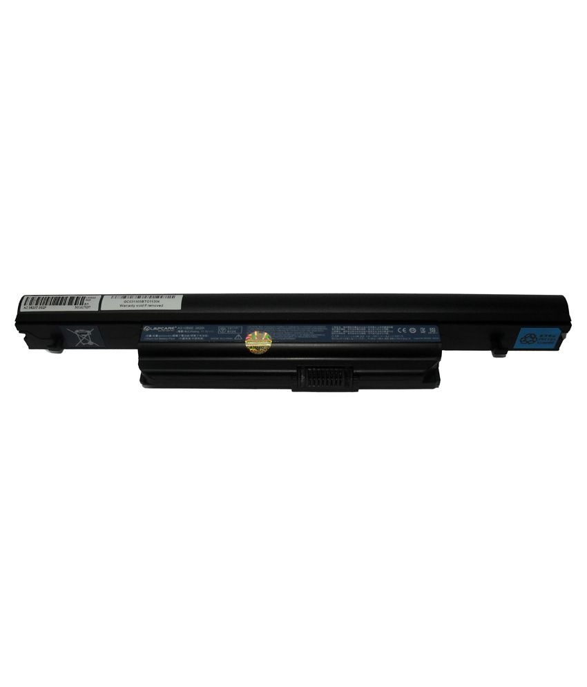 Lapcare 4400 mAh Li-ion Laptop Battery For Acer Aspire TimelineX 4820T with actone mobile charging data cable