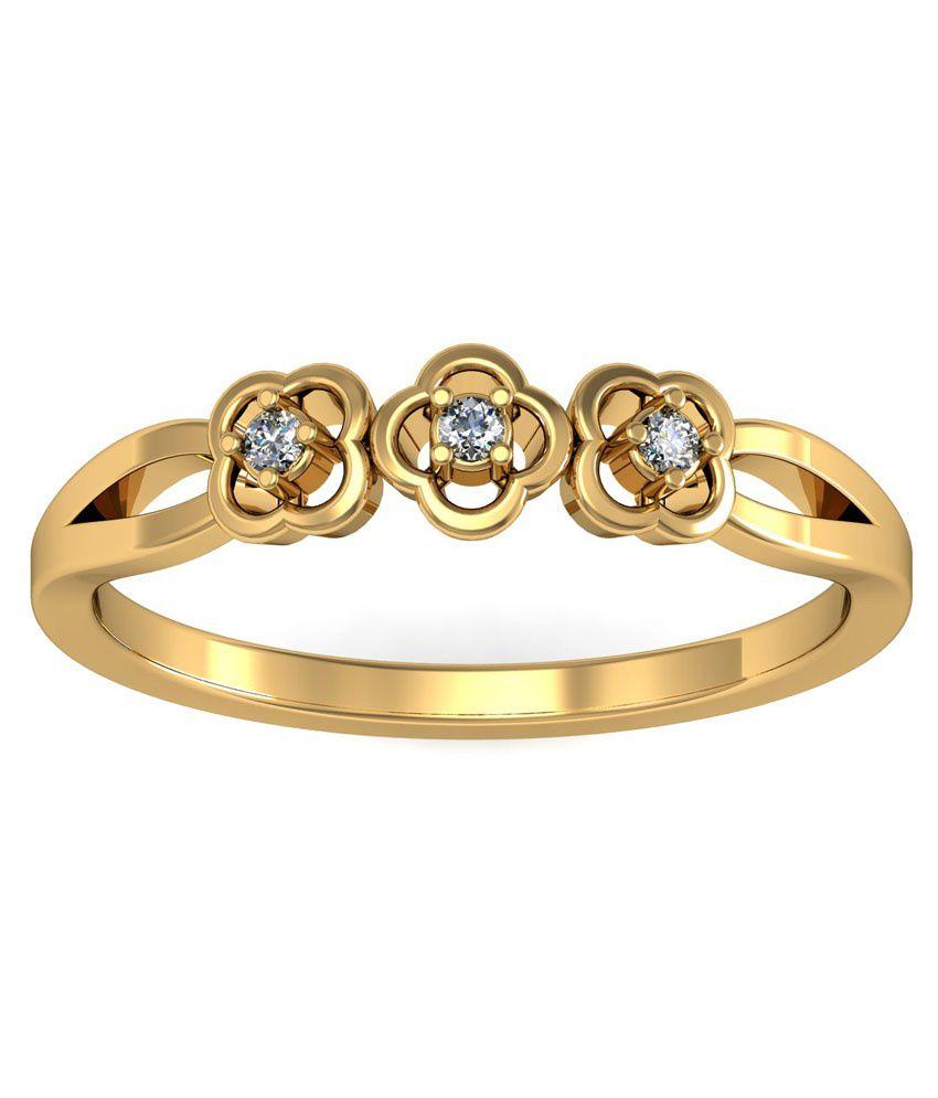 Arkina Diamonds 18Kt Gold Ring