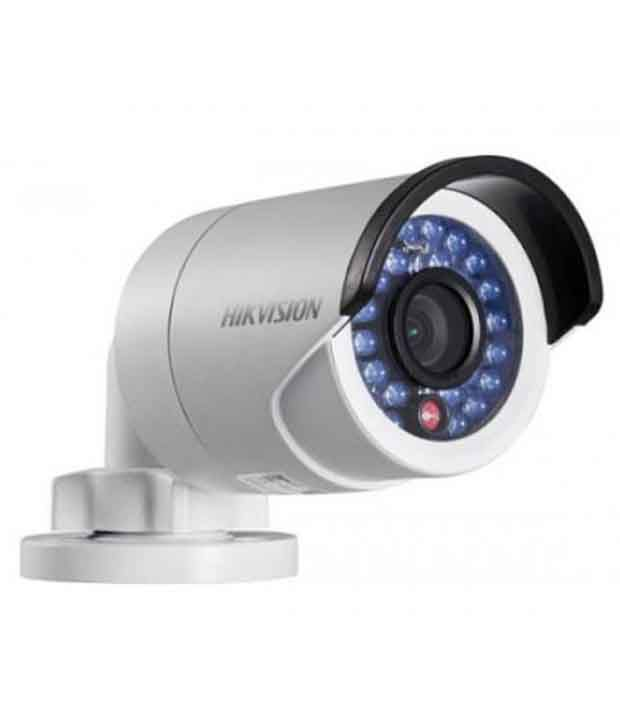 Hikvision DS-2CE16COT-IRP CCTV Cameras - White