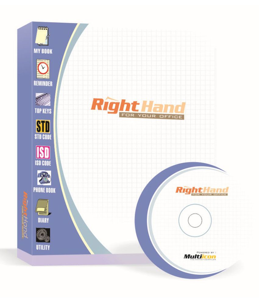 Multiicon Right Hand, A Personal Assistant Software For ...