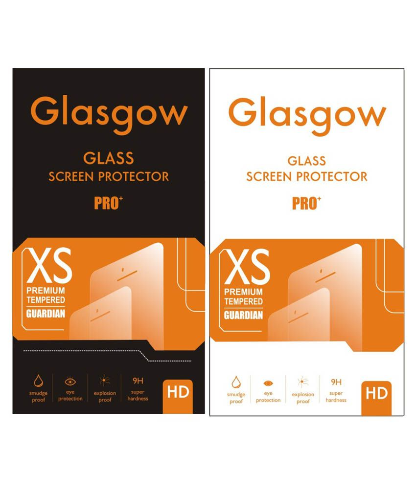 Vivo Y27 Tempered Glass Screen Guard by Glasgow