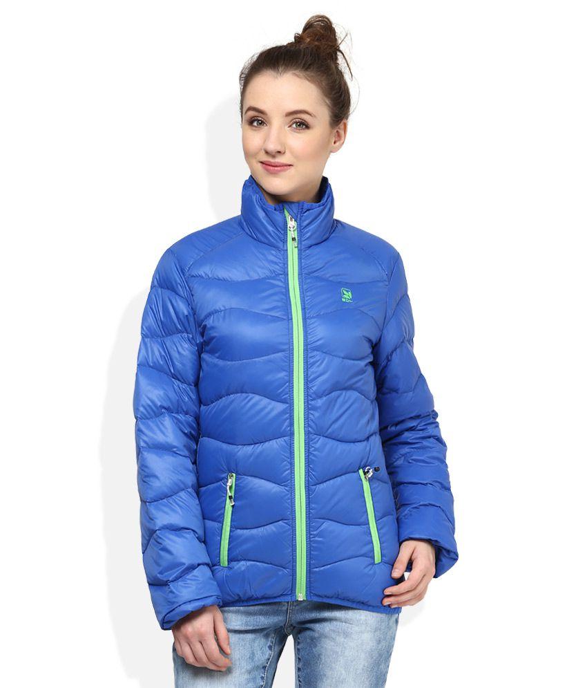 Mens jacket on flipkart - Woodland Blue Jacket Available At Snapdeal For Rs 7495