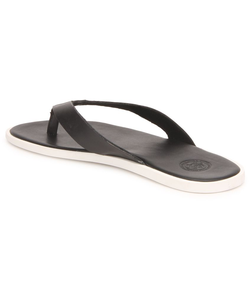 a0c1d60533a803 U.S. Polo Assn. Black Slippers Price in India- Buy U.S. Polo Assn ...