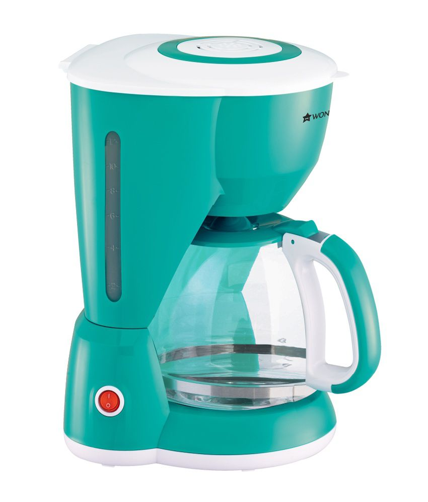Chef Selection Coffee Maker Not Working : Wonderchef Regalia Coffee Maker 1.4Ltrs -Green Price in India - Buy Wonderchef Regalia Coffee ...