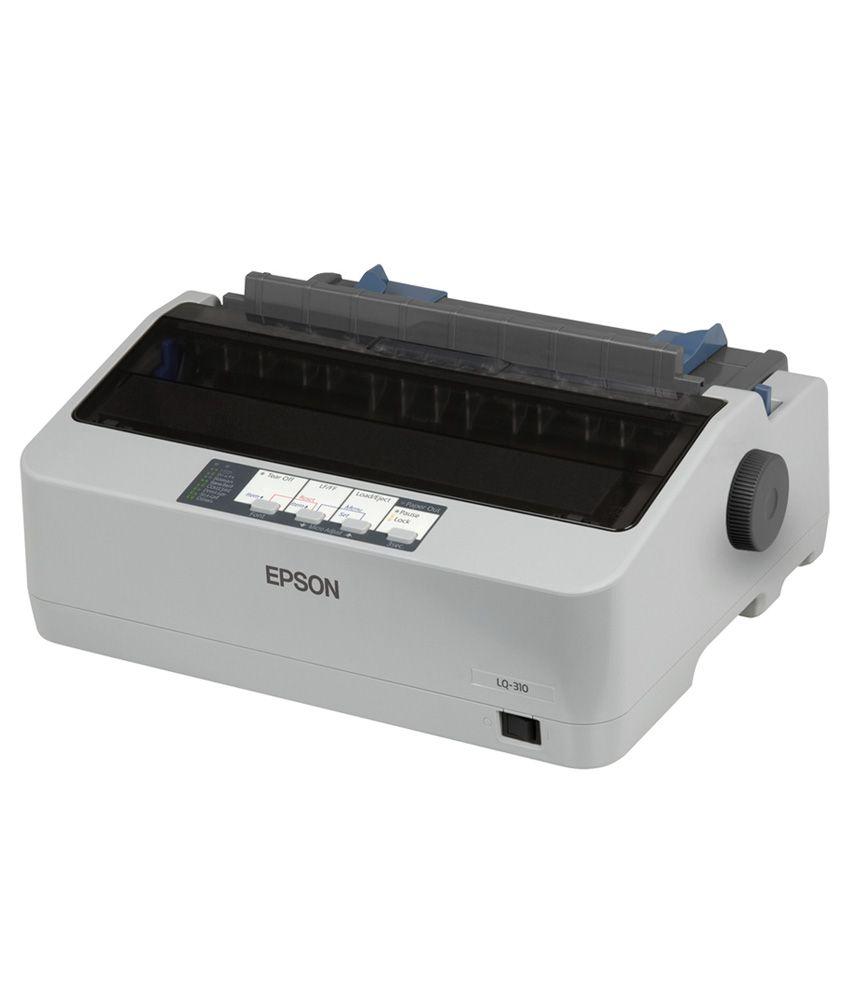Epson LX-310 Dotmatrix Printer