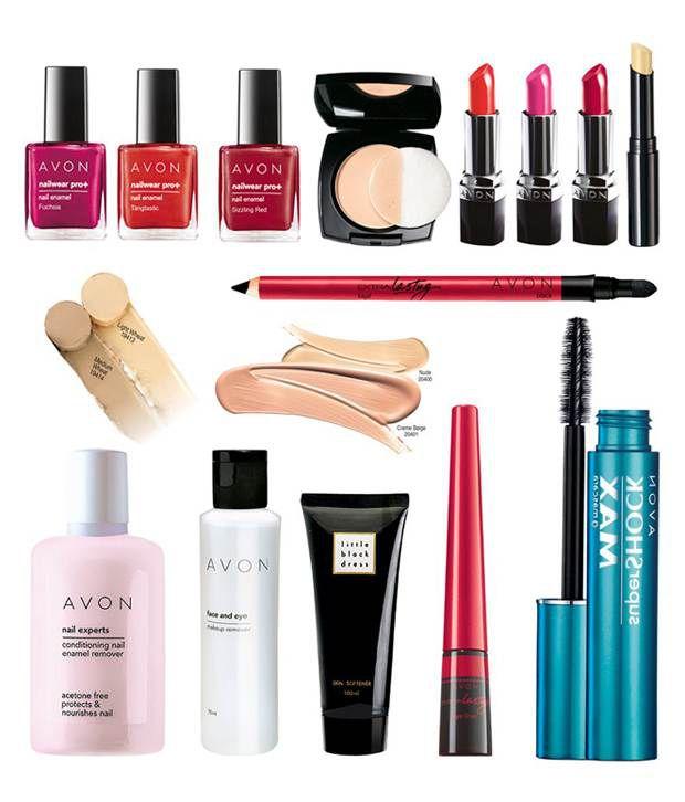 Avon Bridal Red Makeup Kit 1