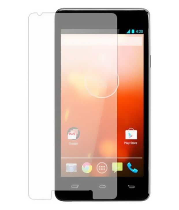 Panasonic P81 Tempered Glass Screen Guard by BKT