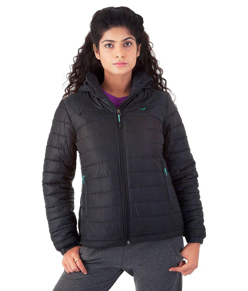 373b4c643 Wildcraft Black Casual Jacket