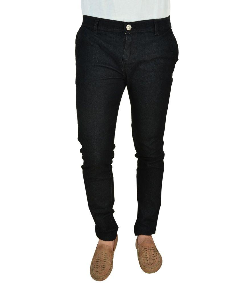 Dremz Blu Black Slim Fit Jeans - Pack 0f 6