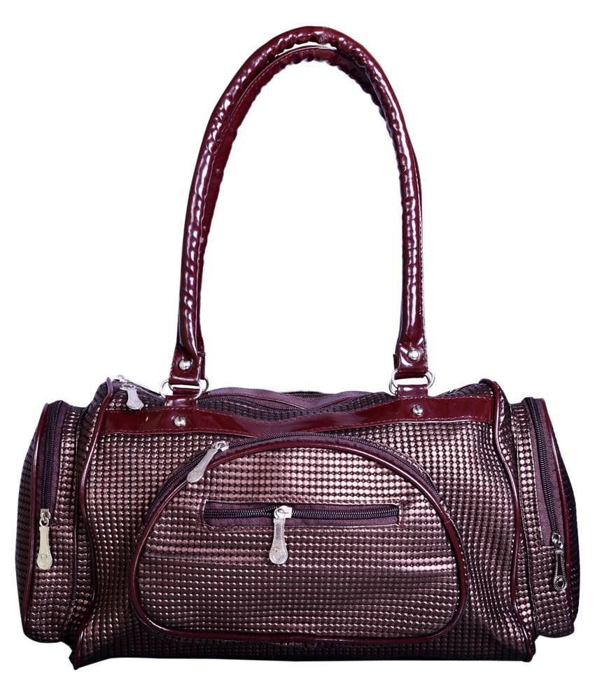 Love Fashion Brown Shoulder Bag