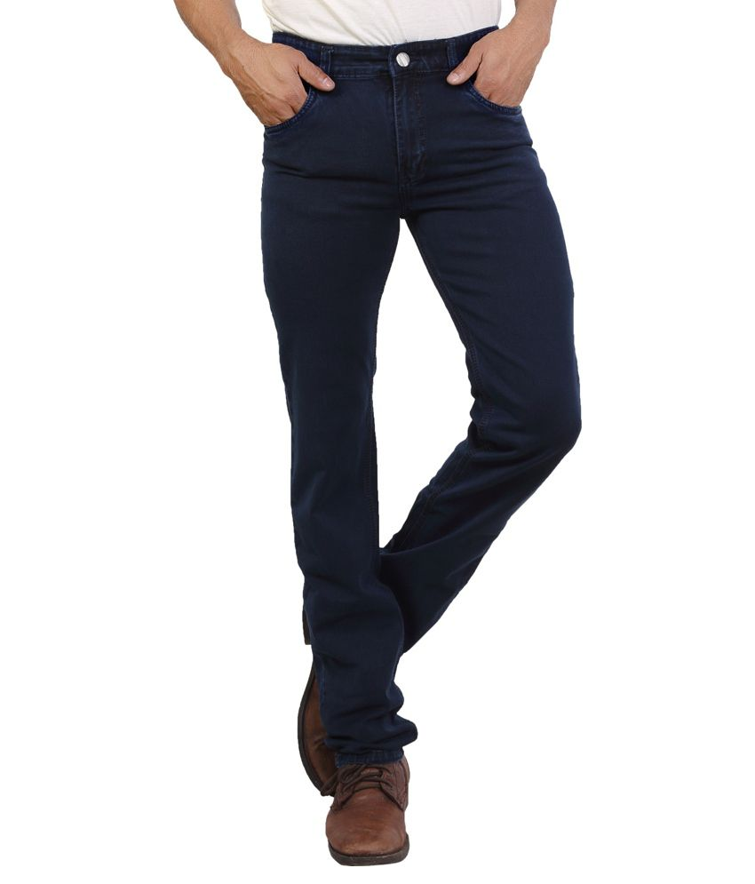 Bottoms Blue Slim Fit Jeans