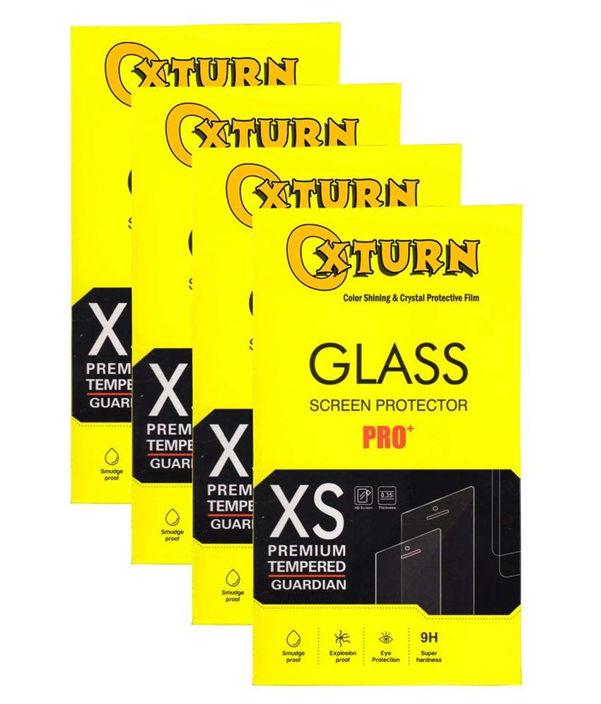 Samsung Galaxy Grand Quattro Tempered Glass Screen Guard by Oxturn
