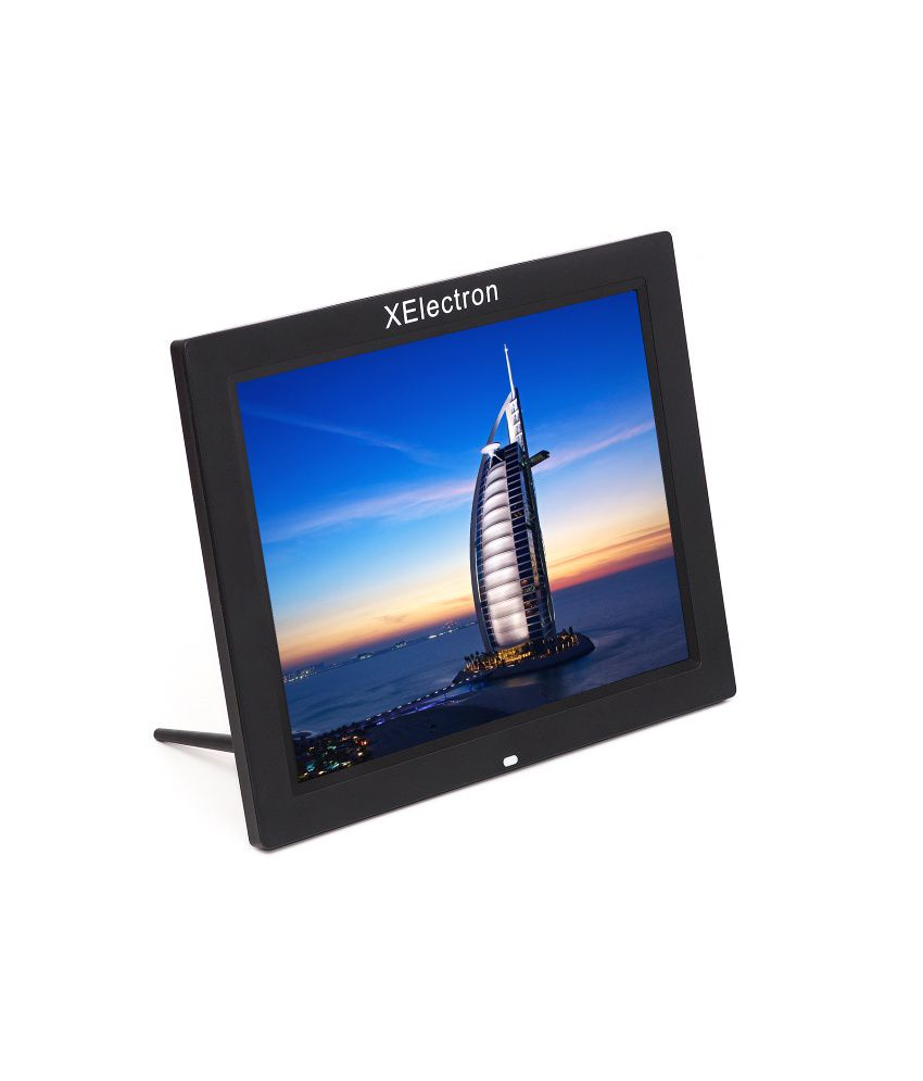 XElectron LED 15 inch Digital Photo Frame Price in India- Buy ...