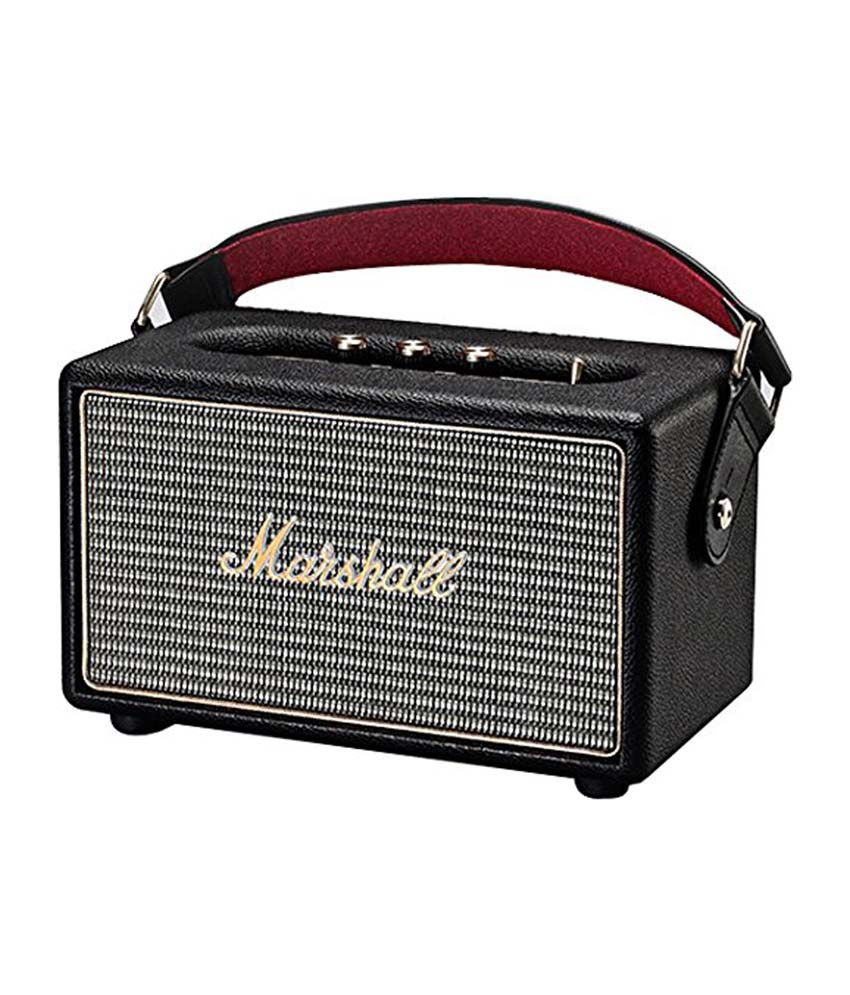 Marshall Bluetooth Speaker Portable: Buy Marshall Kilburn Portable Speaker