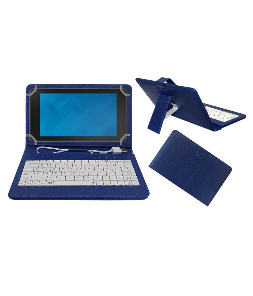 Acer Iconia W4-820 Keyboard Cover By ACM Blue