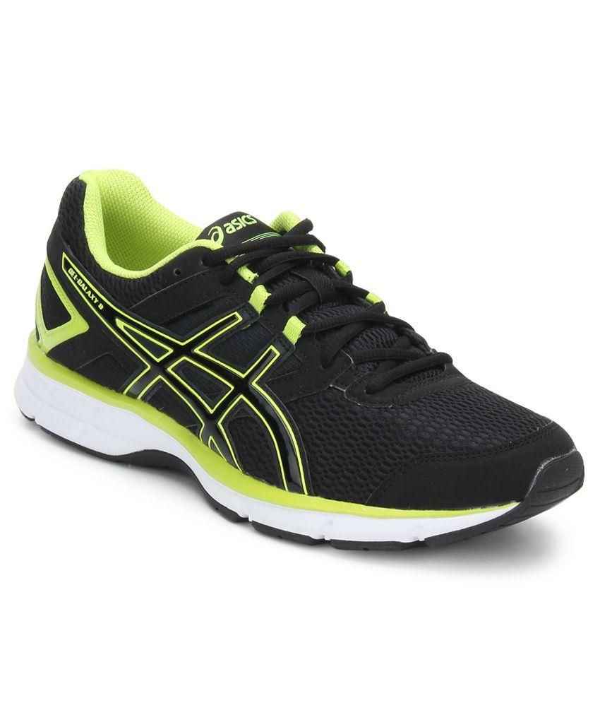 asics gel galaxy black sport shoes buy asics gel galaxy