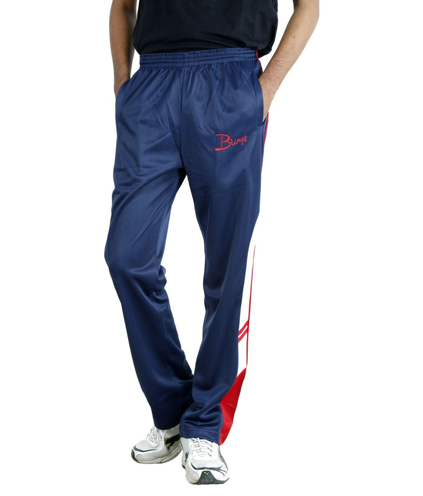 Fast Look Blue Trackpant